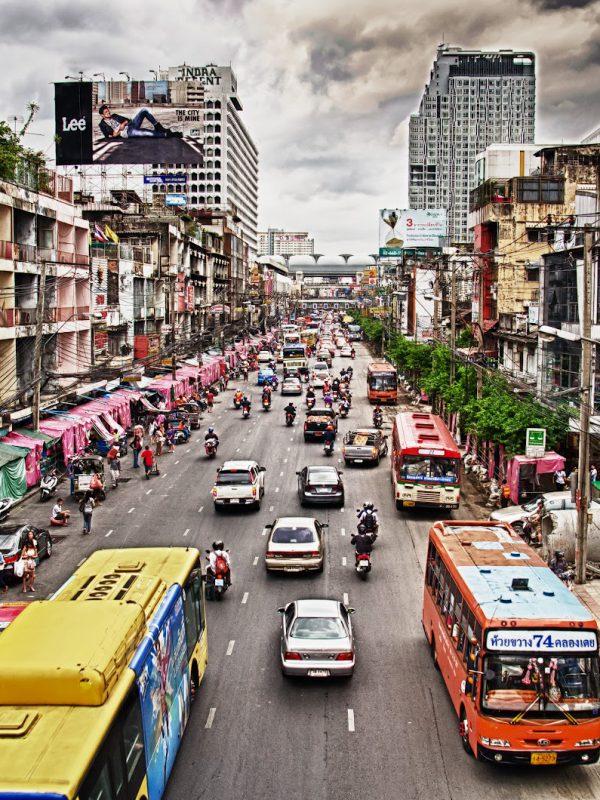 Du lịch bụi Bangkok