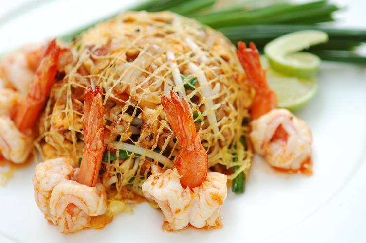 Ăn Pad Thai ở Bangkok
