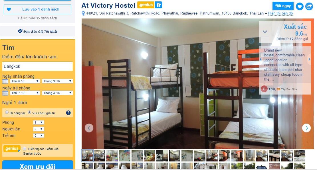 Kinh nghiệm đặt phòng khách sạn - Xem hình ảnh trước khi quyết định