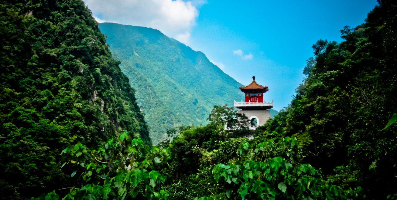 Du lịch bụi Đài Loan