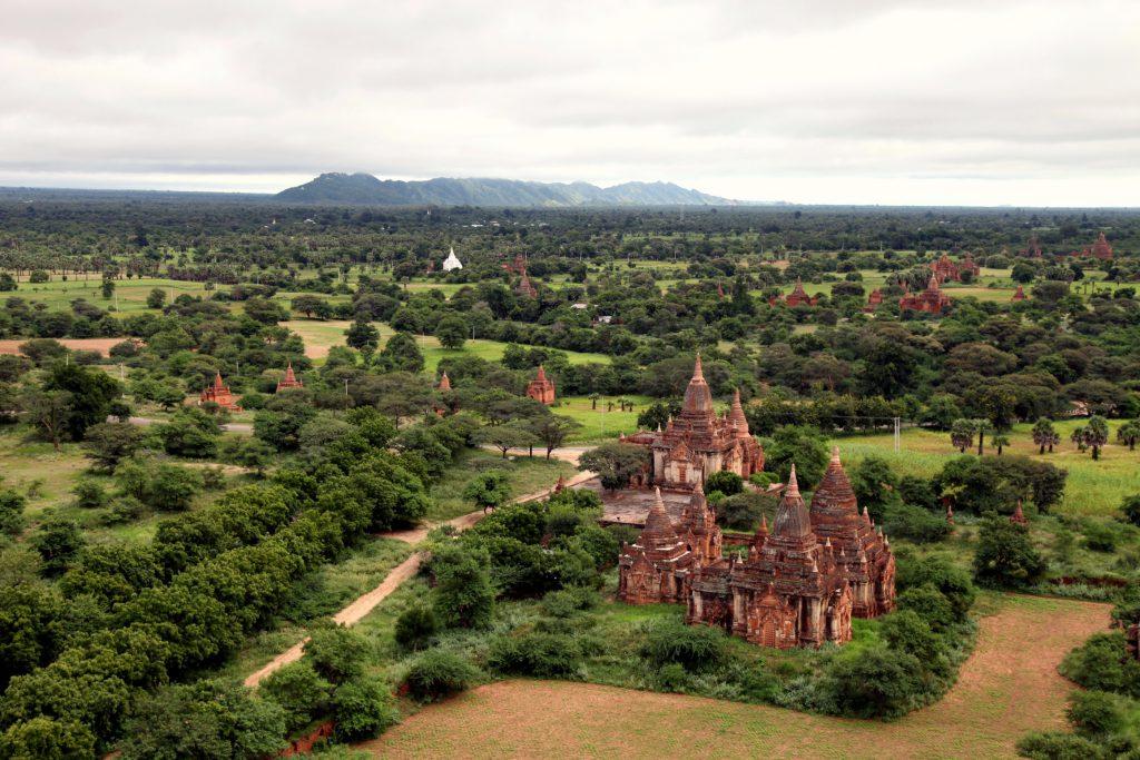 Bagan Viewing Tower