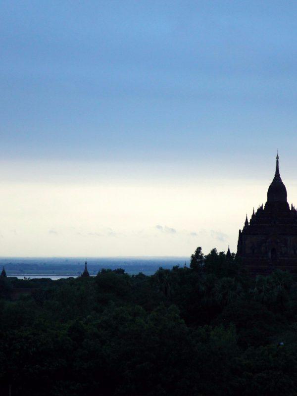 Bagan - Và nơi đây bình minh yên tĩnh