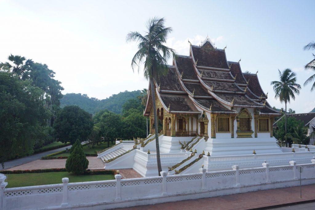 Viện bảo tàng Quốc gia ở Luang Prabang