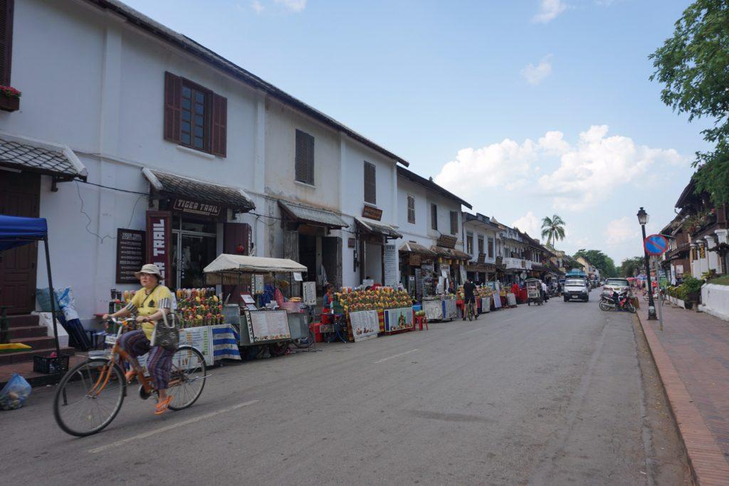 Phố cổ Luang Prabang
