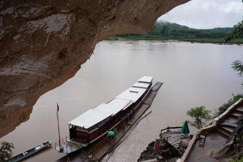 Du thuyền của Luang Say