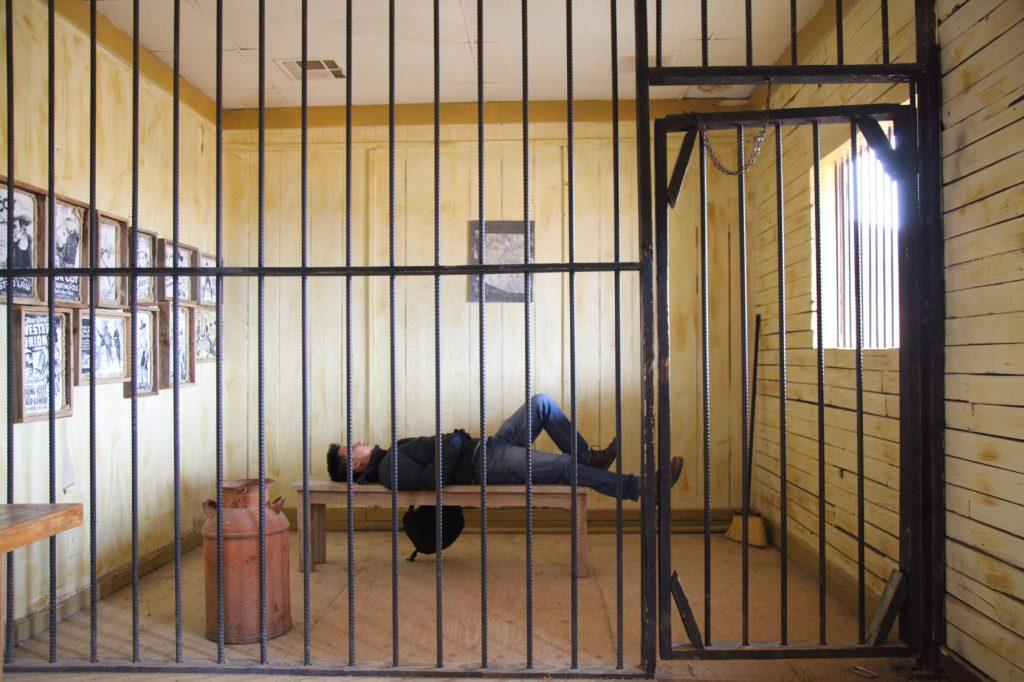 Nhà tù ở Hualapai Ranch, Grand Canyon