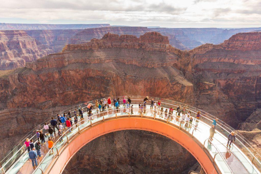 Skywalk, Grand Canyon, Mỹ
