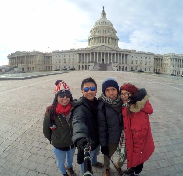 Tòa nhà Quốc hội, Capitol Hill, Washington DC, Mỹ