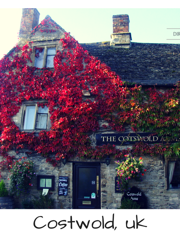 Costwold, UK