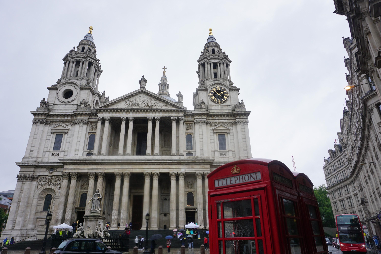 Du lịch bụi Anh Quốc
