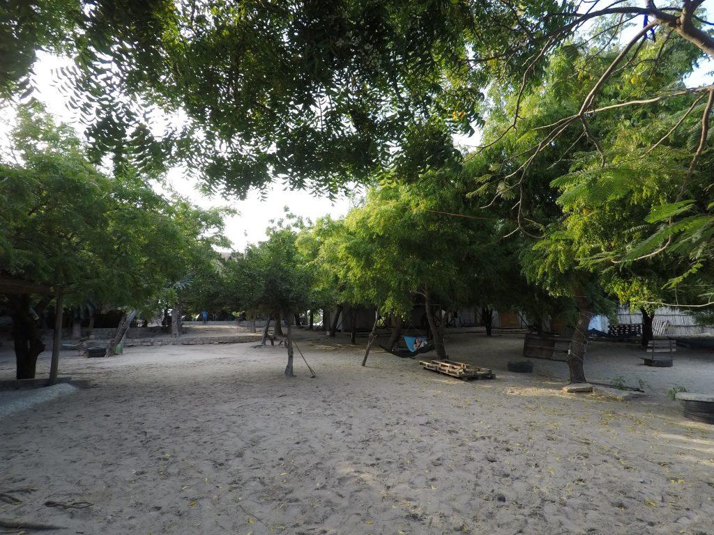 Villa Đảo Hoa Vàng - Khu cắm trại và chòi gỗ