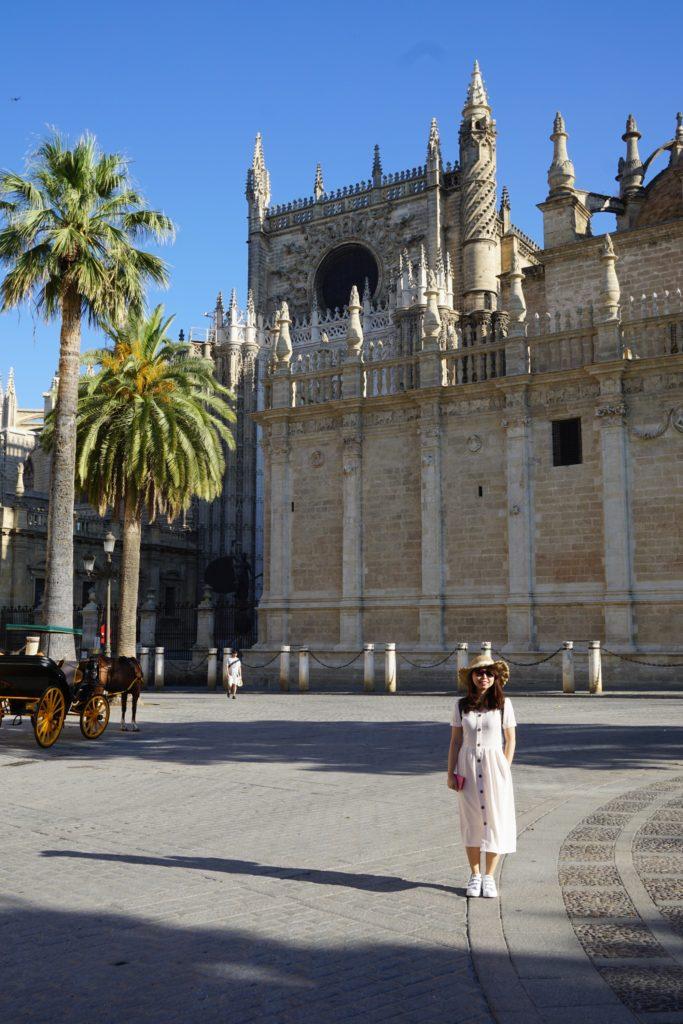 Nhà thờ Sevilla Catheral