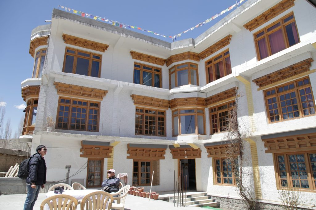 May Flower Hotel, Ladakh