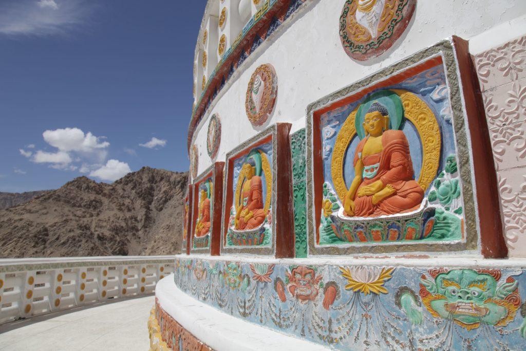 Stupa ở Leh