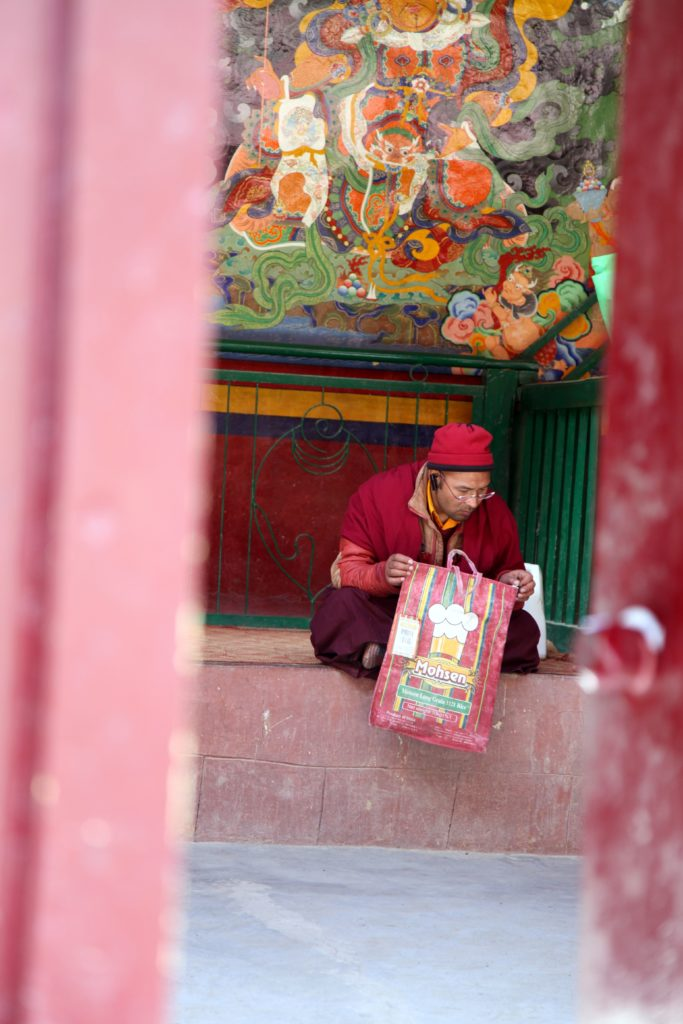 Du lịch bụi Ladakh